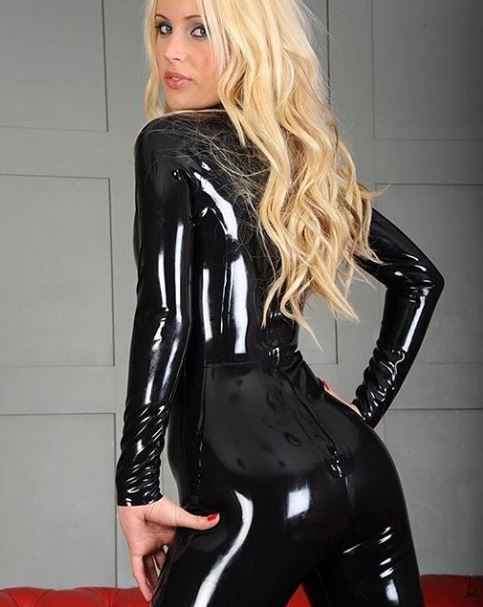 I Have Always Loved Latex Outfits
