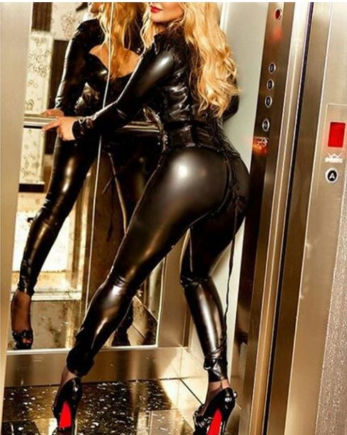 My Favourite Latex Outfits